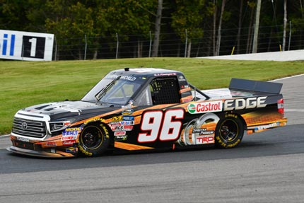No. 96 Tundra at Canadian Tire Motorsports Park