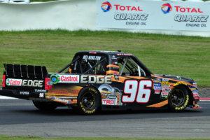 No. 96 Tundra at Canadian Tire Motorsports Park