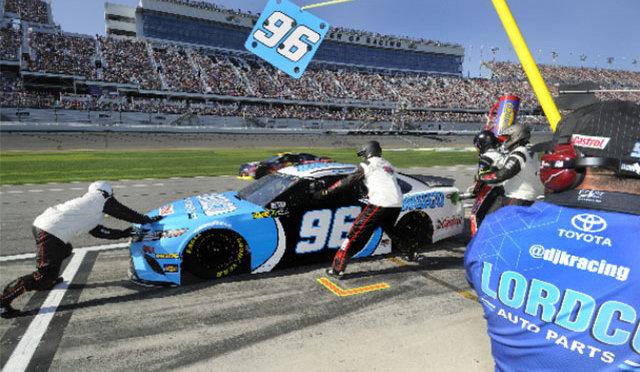 Gaunt Brothers Racing, D.J. Kennington Place 24th in 2018 Daytona 500