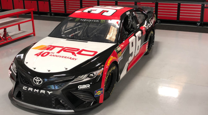 Parker Kligerman Celebrates 40 Years of TRD at Talladega