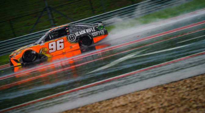 Ty Dillon Finishes 21st in Wet Race at COTA