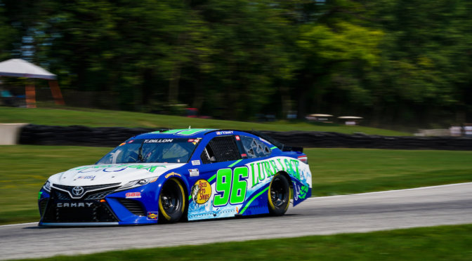 Ty Dillon Finishes 26th at Road America